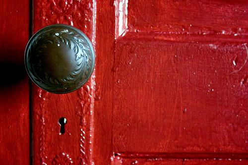Red Door Photo by Katie@!