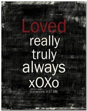 lovedxoxo11x14