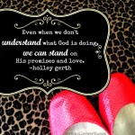 Stand on Promises by Holley Gerth