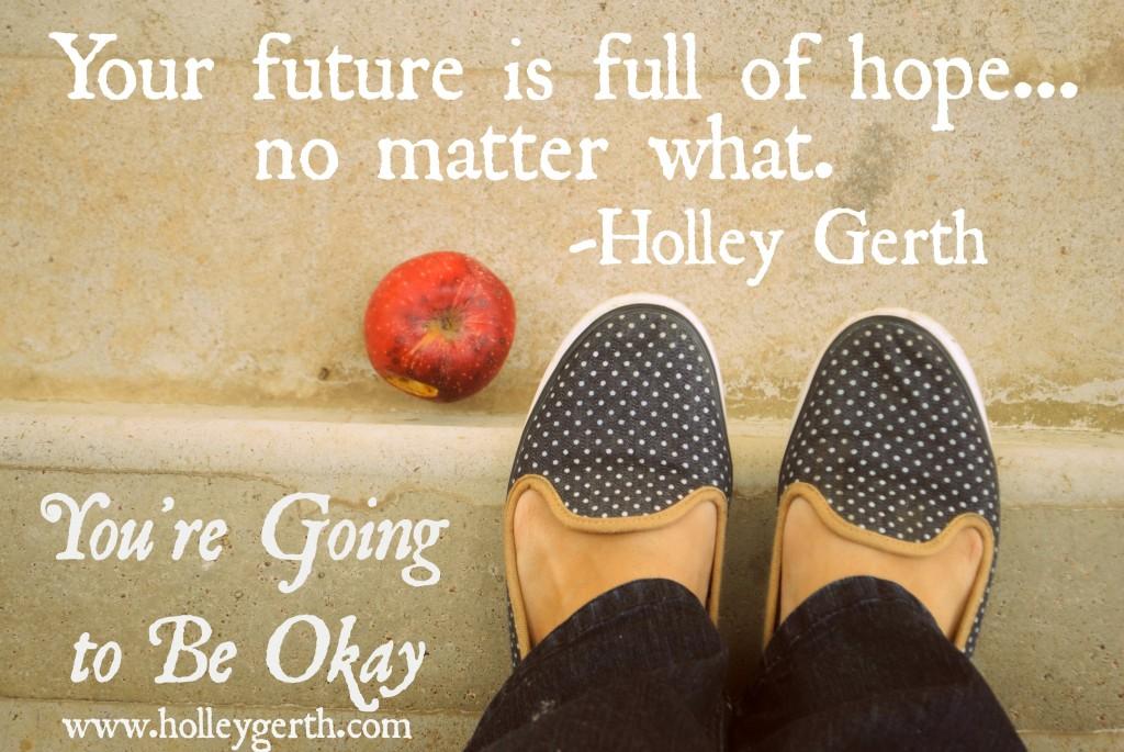 Sara Torbett - Future and Hope