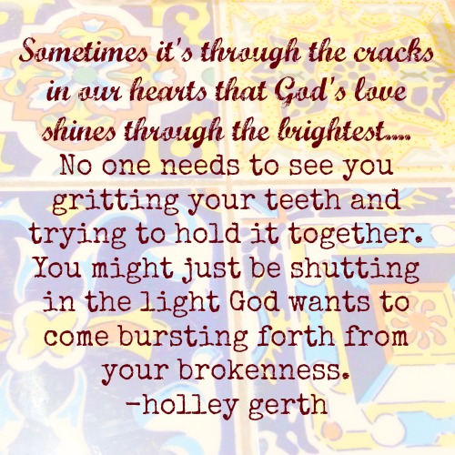 Brightness by Holley Gerth