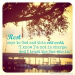 Rest by Holley Gerth