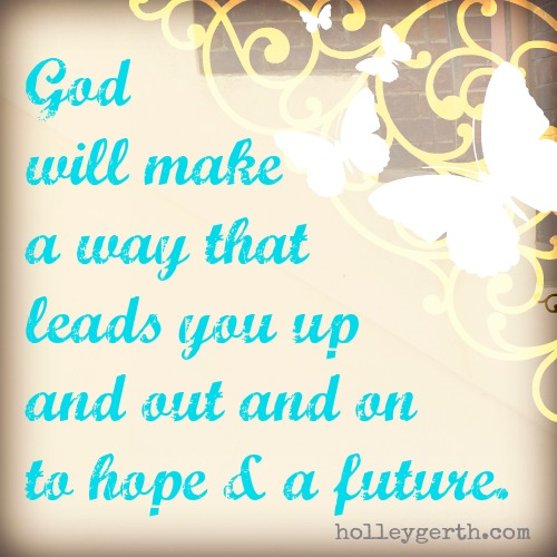 Hope and a Future by Holley Gerth