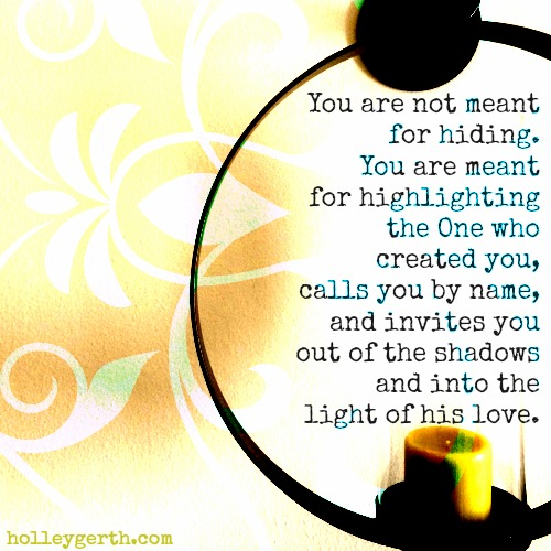 Light of Love by Holley Gerth