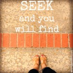 Seek by Holley Gerth