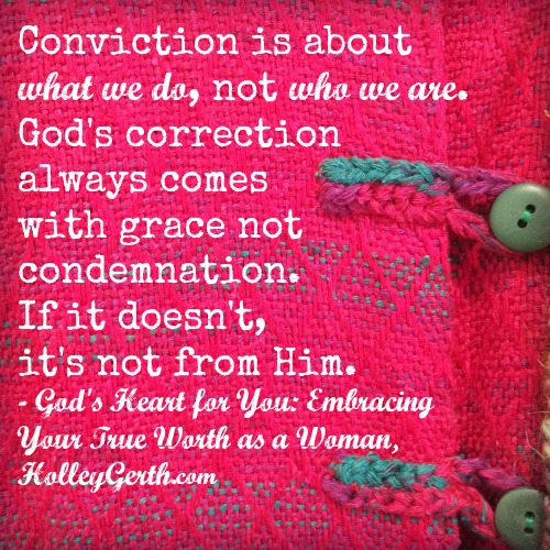 1 God's Heart for You by Holley Gerth