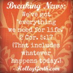 Good News by HolleyGerth.com
