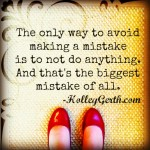 No Mistake by HolleyGerth.com
