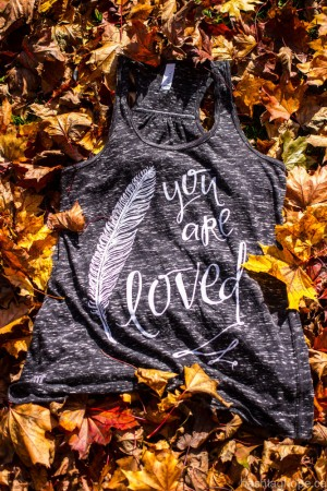 My favorite tank top ever. Designed by Aliza Latta. All proceeds go to charity.