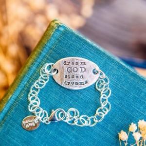 Holley Gerth God-sized Dream Bracelet