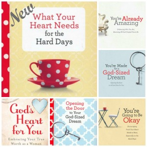 10% off all my books, including Wall Street Journal bestseller You're Already Amazing {coupon code: CoffeeForYourHeart}