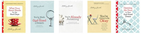 Books by Holley Gerth