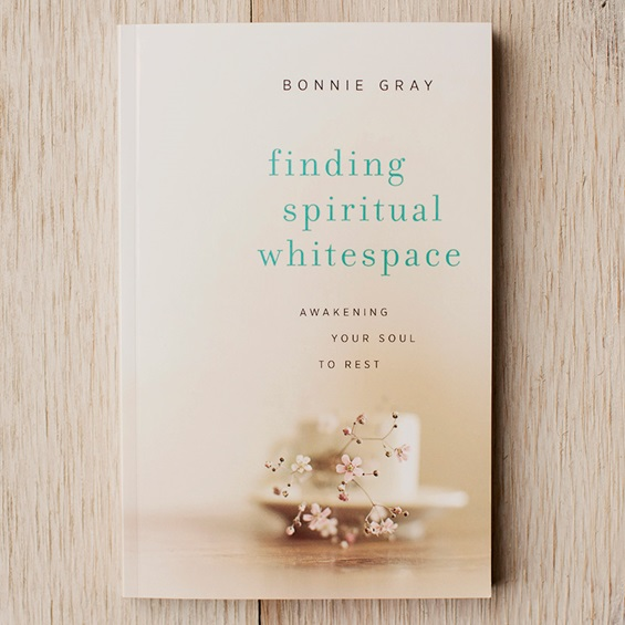 Finding Spiritual Whitespace by Bonnie Gray