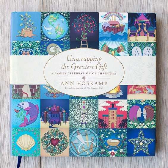 Unwrapping the Greatest Gify by Ann Voskamp