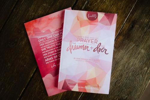 Book and Prayer Journal Set
