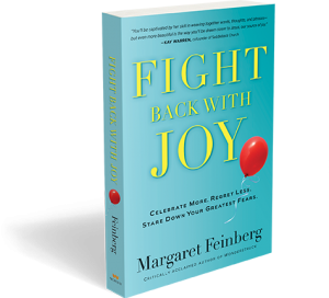 A great new book, highly recommended! #FightBackWithJoy