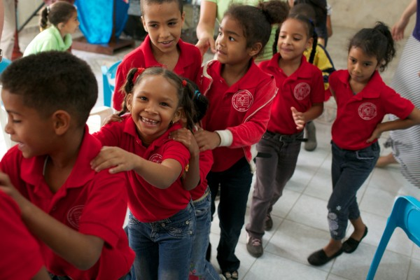 Compassion Bloggers Dominican Republic 2015