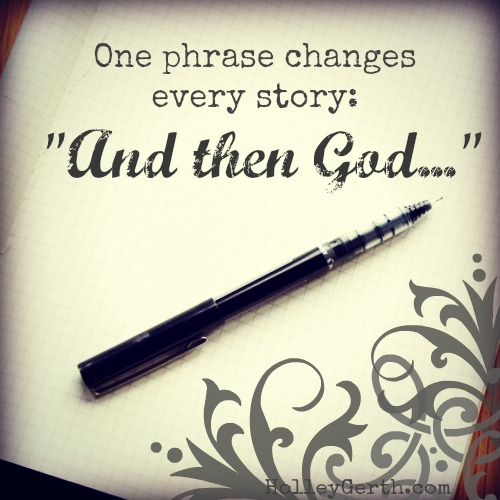 The Phrase that Changes Everything