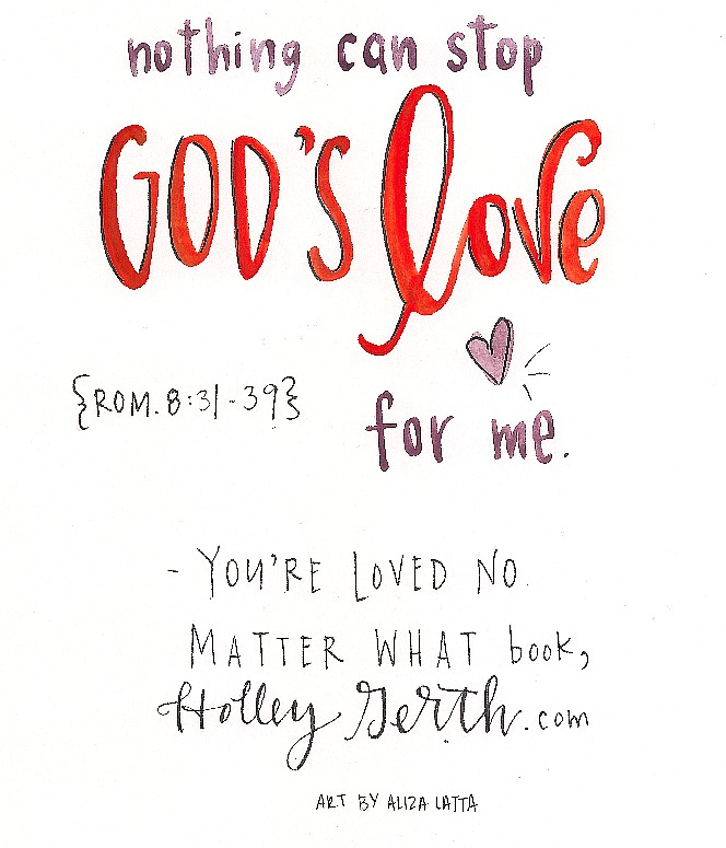 God's Love by Aliza Latta