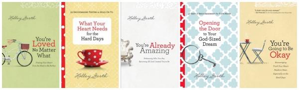 Books to encourage you...