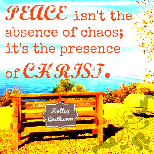 The Secret to True Peace