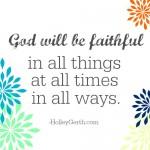 GodWillBeFaithful