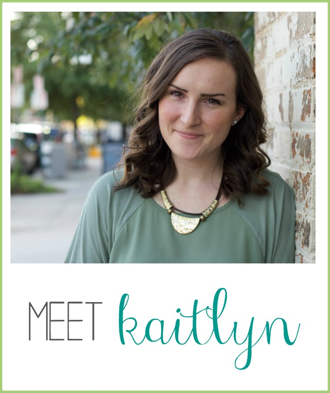 Meet Kaitlyn, Holley Gerth's Virtual Assistant