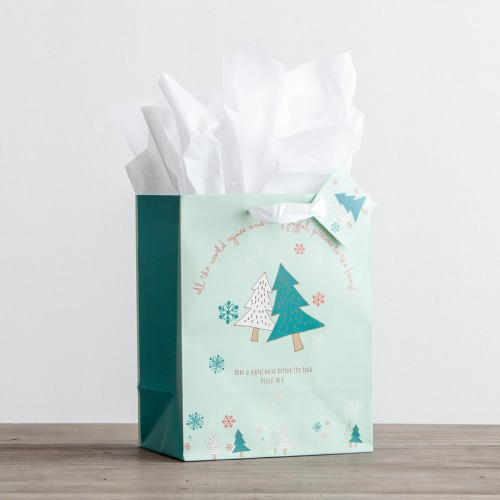 Joyful - Christmas Gift Bag