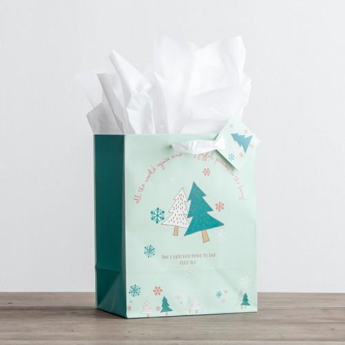 Joyful - Christmas Gift Bag