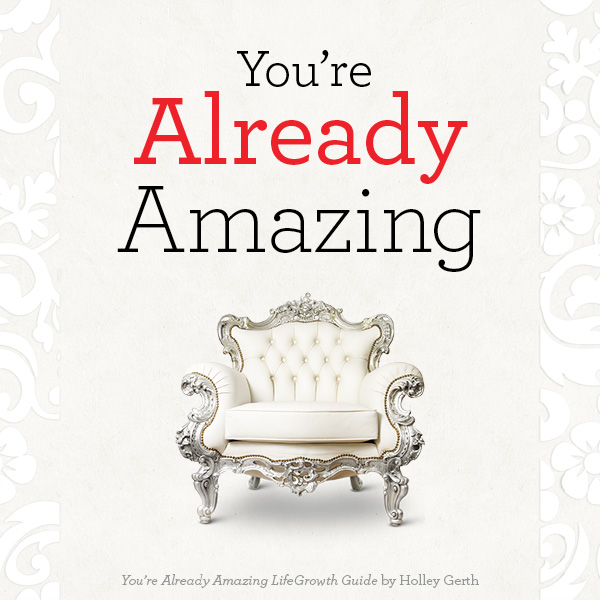 Your Amazing: A Reminder You're AMAZING {and A Way To Get A Free Copy Of