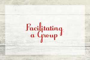 Facilitating A Group