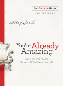 I loved this! The You're Already Amazing LifeGrowth Guide