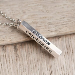 God's Heart for You Necklace