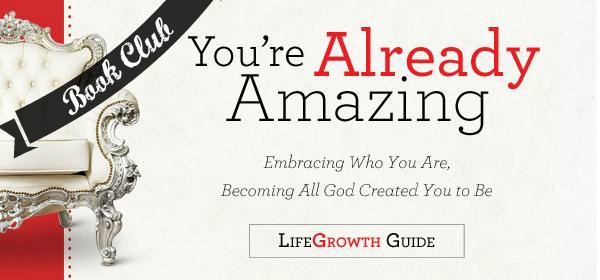 LifeGrowth Book Club with Holley Gerth