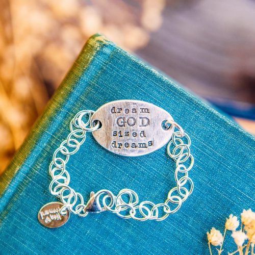 Holley Gerth God-sized Dream Bracelet