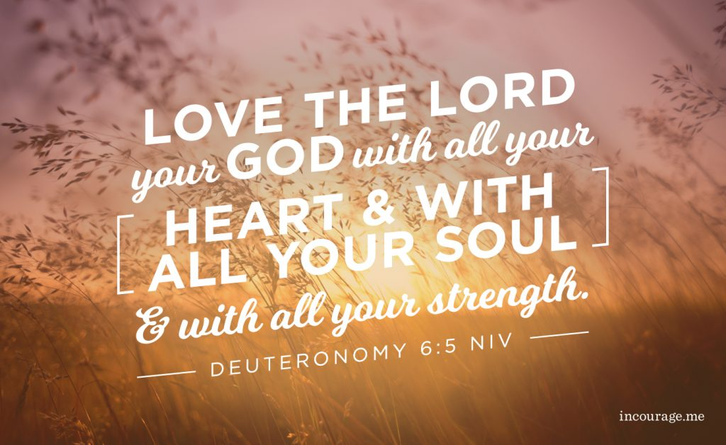 Help When We're Not Sure How to Love God