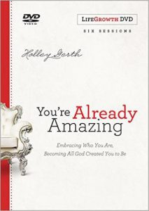 You're Already Amazing DVD