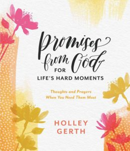 Promises from God for Life's Hard Moments Cover