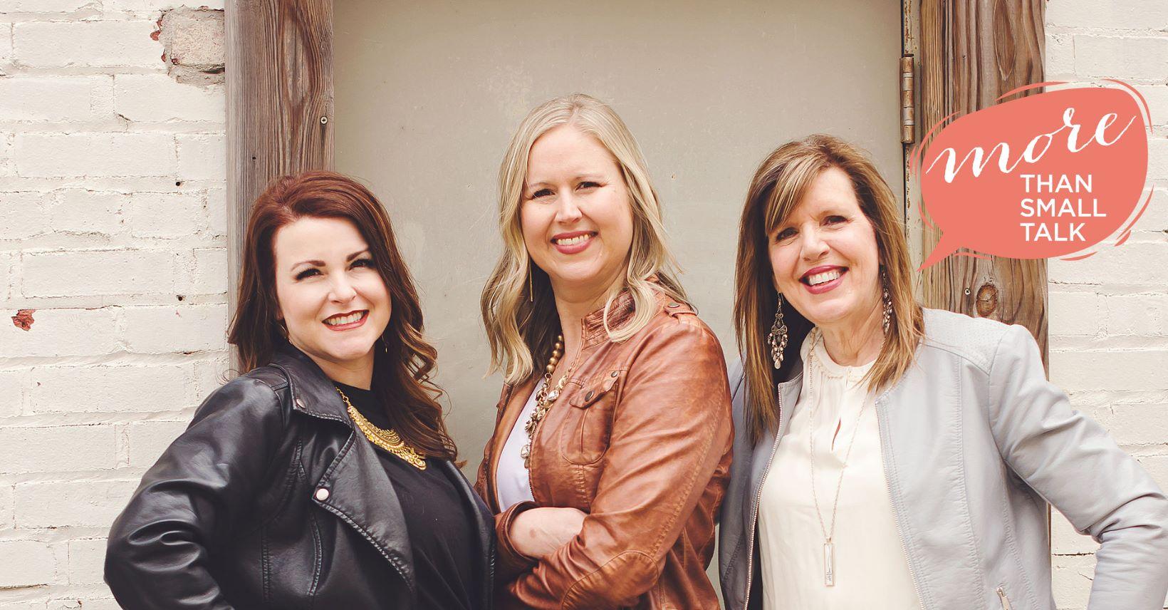 Holley, Suzie and Jennifer