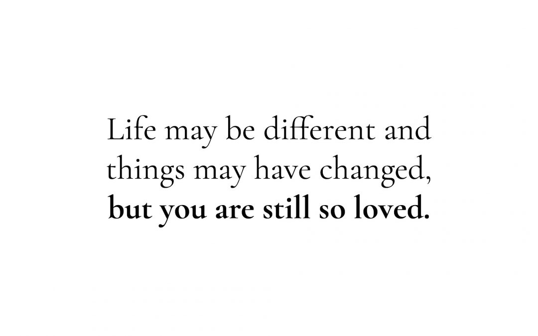 Life Is Different But Your Worth Is the Same