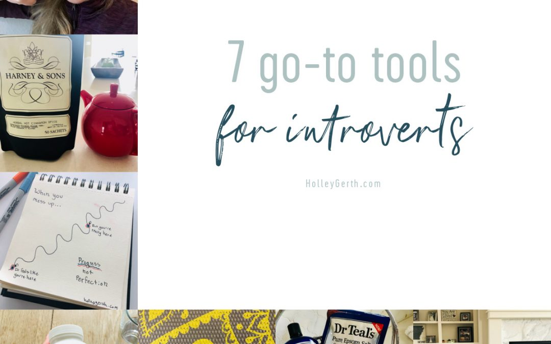 7 Go-To Tools for Being a Happy, Healthy Introvert