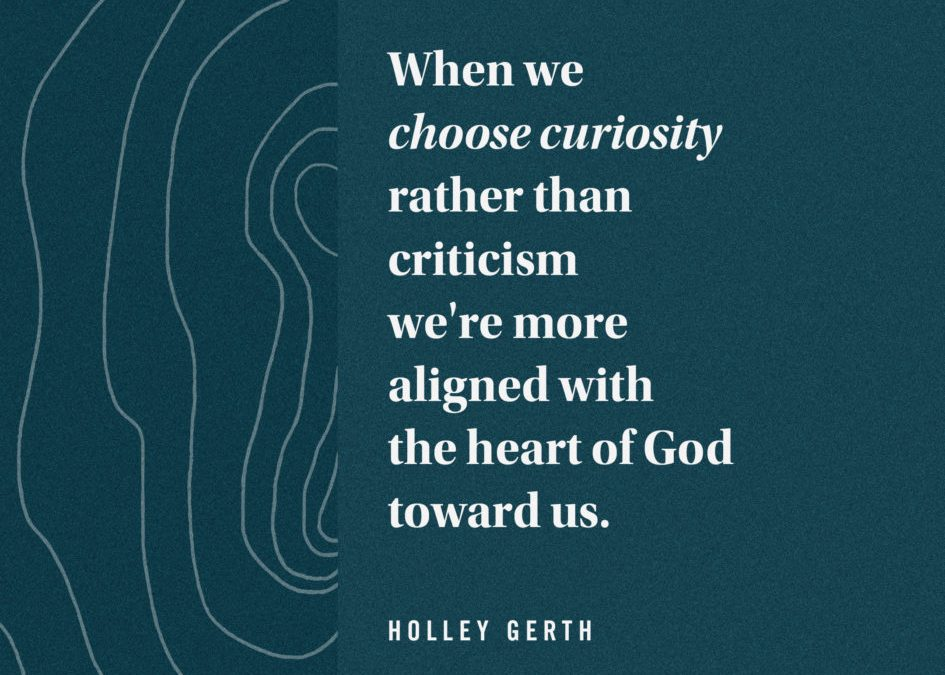 Hard on Yourself? Try Curiosity Instead of Criticism