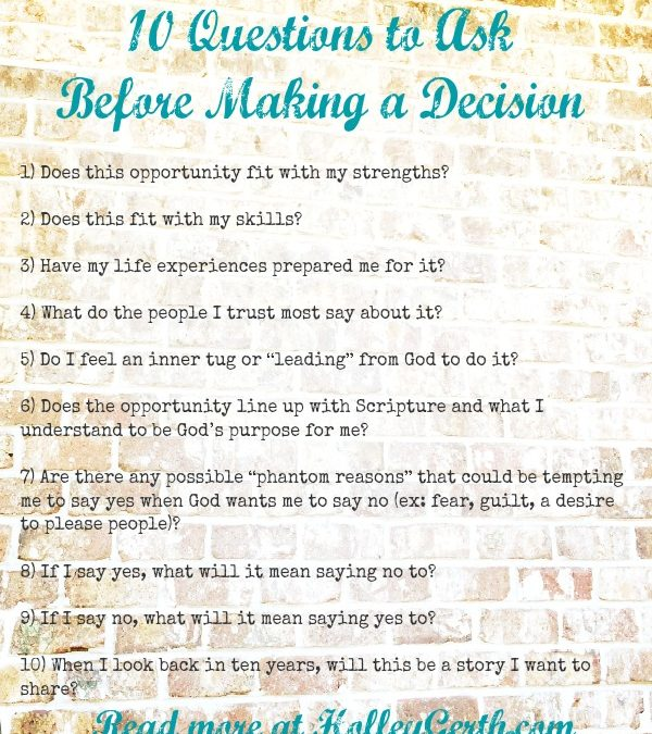How Do You Know if a Desire or Dream is Really from God?